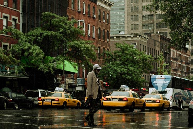 ชีวิต 8 วันใน นิวยอร์ก มันช่างดีอะไรเช่นนี้